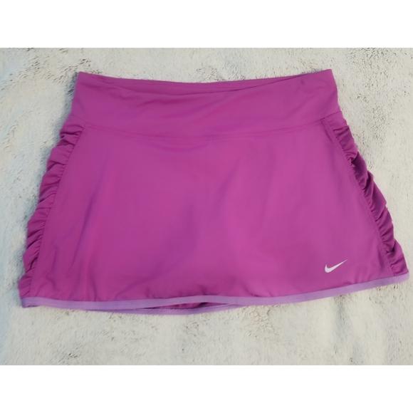 Nike Purple Tennis, Gym, Workout Skirt